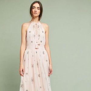 Amiens Halter Maxi Dress